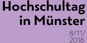 Hochschultag in Münster (7.11.2019)