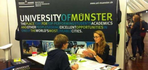 Portal der UNI Münster (Career Service) hilft bei der Berufsorientierung