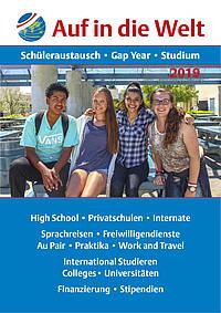 AUF IN DIE WELT-Messe – Die Schüleraustausch-Messe – am 09.02.2019 in Münster