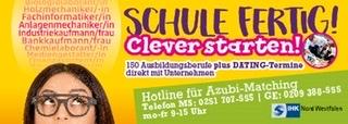 27. Mai 2020 In Münster IHK-Azubi-Speed-Dating digital !!!