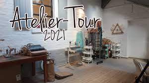 tour des ateliers  (Ateliers in Münster) laden am 4. September 2021 zum Rundgang ein